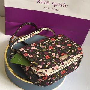 b614879734c8 Kate Spade Large Carsen Laurel Way Boho Floral NWT